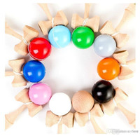 15 Colors 18CM Kendamas Ball Japanese Traditional Wooden Toy...