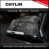 F30 F31 F34 F80 F32 F36 F82 F83 F20 F21 Couverture de rétroviseur latérale en fibre de carbone E22 pour BMW 2012+ 1 2 3 4 x série