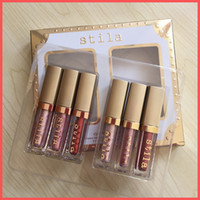 Factory Direct DHL Free makeup Stila Liquid Eyeshadow Set St...