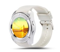 New Arrival 8 Colors V8 Smart Watch Phone Bluetooth 3. 0 IPS ...