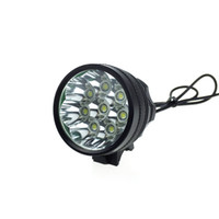 NEW 8T6 bicycle lamp bike light 12000LM 8x C- XML T6 bikelamp...