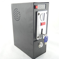 110V 220V DG600F Coin operated Timer Control box with six ki...