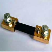 75MV 100A DC Shunt Meters High Quality Cheap Digital Meters for Enlarging Current Measuring Range for Instruments