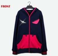 Costume Cosplay Anime Japonais Cartoon KILL la KILL Manteau Senketsu Cosplay taille M L XL