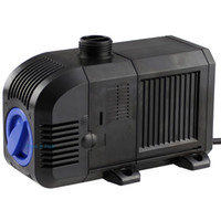 1600 GPH Adjustable Pond Submersible Water Pump Aquarium Fis...
