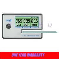 Zichtbare lichttransmissie Meter LS162 Window Tint Meter Filmed Glass Tester UV IR-afwijzingsmeter