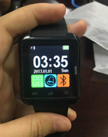 Bluetooth Smart Watch U8 Watch Wrist Smartwatch for iPhone 5...