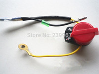 5 X Стоп переключатель W / 3 провода для Honda G100 G150 G200 GXH50 GX100 GX120 GX140 GX160 GX340 GX390 Бесплатная доставка убить на выключить