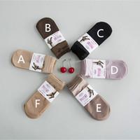 İnce Kısa Çorap Kadınlar Kadın Kız Ayak Bileği Çorap Aşınmaya Dayanıklı Nem Hastalık Kaymaz Yüksek Esneklik DHL / Fedex Nakliye
