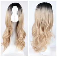 Z&F Hot Long Wavy Synthetic Wigs Fashion Hair Wigs Charming ...