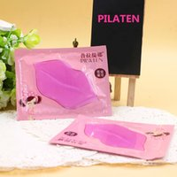 HOT Makeup PILATEN Authorized Collagen Crystal Lips Mask Moi...