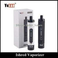 Original Yocan iShred Herbal Vaporizer 2600mAh Built In Lipo...