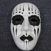 Хэллоуин фильм ужасов тема маска Маски Slipknot Joey Маска slipknot группа slipknot маска ПВХ экологически чистые материалы