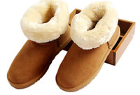 TOP AUSTRALIA HOT SELL CLASSIC SHORT WOMEN SNOW BOOTS FUR IN...