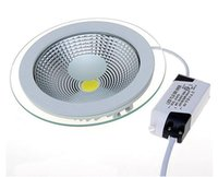 Factory Wholesale price COB 18W 15W 9W Dimmable LED COB Pane...