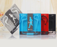 BT- 1 Tour Earphone Bluetooth Sport Earhook Earbuds Stereo Ov...
