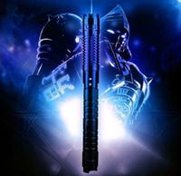 Más potente láser azul punteros linterna - forma 50000m (2 * 26650) mayorista láser