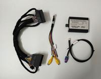 Интерфейс камеры заднего вида RS-2102 для автомобиля Mercedes-Benz A B C CLS E GLK ML NTG4.5 Система