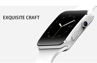 2017 new Curved Screen X6 Smart Watch one piece sample Brace...