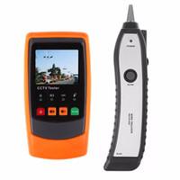 GM61 ADSL Algılama Kamera ile 2.0 Inç LCD Monitör CCTV Test Güvenlik Tel Tracker Toptan