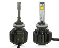 V16 توربو 2x880 881 عالية الطاقة 3600lm كري الصمام العلوي 30W مصباح الضباب مصباح زينون الأبيض النهار الجري الخفيف المكونات للماء والتشغيل