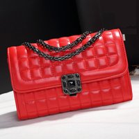 Brand Fashion Woman Chain Shoulder Bag Promotional Ladies Lu...
