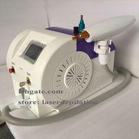 Q Switch ND YAG Prezzo laser / Macchina per la rimozione del tatuaggio 1064 nd yag 532 ktp rimozione del tatuaggio