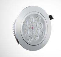 12W geführtes Deckenlicht, dimmbares geführtes Downlight, hohe Leistung, silbernes Oberteil, gute Wärmeableitung, Garantie 2 Jahr, SMDL-5-48