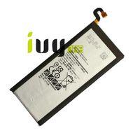 1x 3000 mAh EB-BG928ABE Samsung GALAXY S6 Için Yedek Pil kenar Artı G9280 Kenar + Piller Batterie Batterij