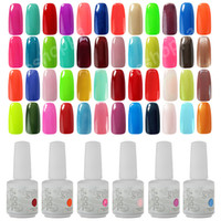 Any 24 Pieces IDO Gelish Soak Off Nail Art Color UV Gel Nail...