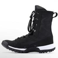 Hohe qualität 201 Neue Armee Stiefel Herren Taktische Stiefel Schuhe Wüste Outdoor Wandern Lederstiefel Militärischen Enthusiasten Kampfschuhe