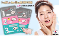 Pig Nose Mask 3 steps Kits Deep Cleanser 3 steps Kits Deep C...