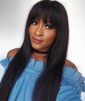 Full Lace Human Hair Wigs For Black Women Full Lace Human Ha...