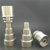 (wholesale best price) 100% GR2 Titanium E- Nail 16mm 20mm fi...