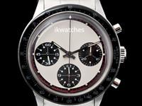 montre chronographe Homme de quartz Top vendre des montres bracelet en acier inoxydable de haute qualité montres 112