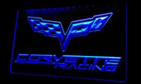 Ls218-b Corrida de Corvette Neon Light Sign