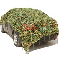Camouflage net Camo Netting with mesh Shelter for Camping Mi...