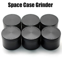Space Case Grinders 55 63mm Herb Grinder 2 4 Pieces Tobacco ...
