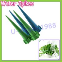 Hot sale 40pcs lot Automatic Garden Cone Spike Watering Plan...