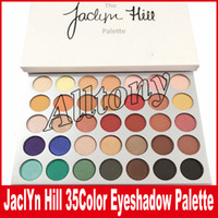 35 цветов Палитра для век Eyeshadow JaclYn Hill Palette Eyeshadow Powder Mor Eye Shadow Доставка DHL