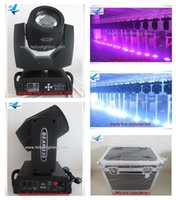 Spedizione gratuita 2xlot con flight case 230 beam 7r, 230w sharpy 7r beam moving head light