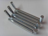 Allen Wrenches clé hexagonale graduée Taille VNTG Outils de 2,5 mm 3 mm 4 mm 5 mm 6 mm 8 mm 10 mm 12 mm 14 mm