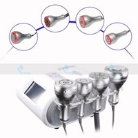 professional 4- 1 Rf Led Cellulite and Facial Care Beauty Mac...