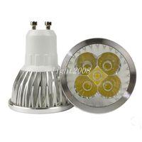 Yüksek güç CREE Led ampuller 9 W 12 W 15 W Dim GU10 MR16 E27 E14 GU5.3 B22 Led spot Işık Spotlight lamba aydınlatma ücretsiz nakliye