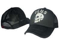 Brand new ديوس السابقين ماتشينا بايلاندز سائق شاحنة snapback القبعات 9 أنماط الدراجات النارية شبكة قبعة بيسبول انخفاض الشحن
