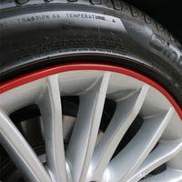 Verkauf Automotive Radschutz Ringe, Schutzstreifen \ Reifenfelgen Geräte Schneideteile \ Kollision Farbstreifen