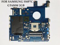 High quality laptop motherboard for SAMSUNG NP550P7C 550P7C ...