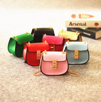 New Baby Bags Korean Simple Design handbags Chain Mini Kids ...
