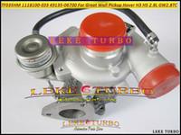 TF035HM TF035 49135-06700 1118100-E03 1118100 E03 49135 06700 Turbocompressore Turbo per pickup a murata Hover H3 H5 GW2.8TC 2.8L