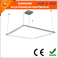 36w 48w 54w 72w dimmable LED panels 600*600mm led dimmable p...